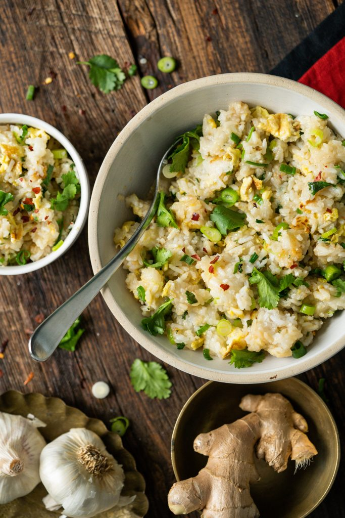 What is Thai rice? This is a great Thai rice recipe you can make at home!