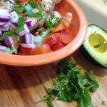 Latin Pork Kebab Bowl