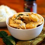 Tropical Thai Chicken Curry