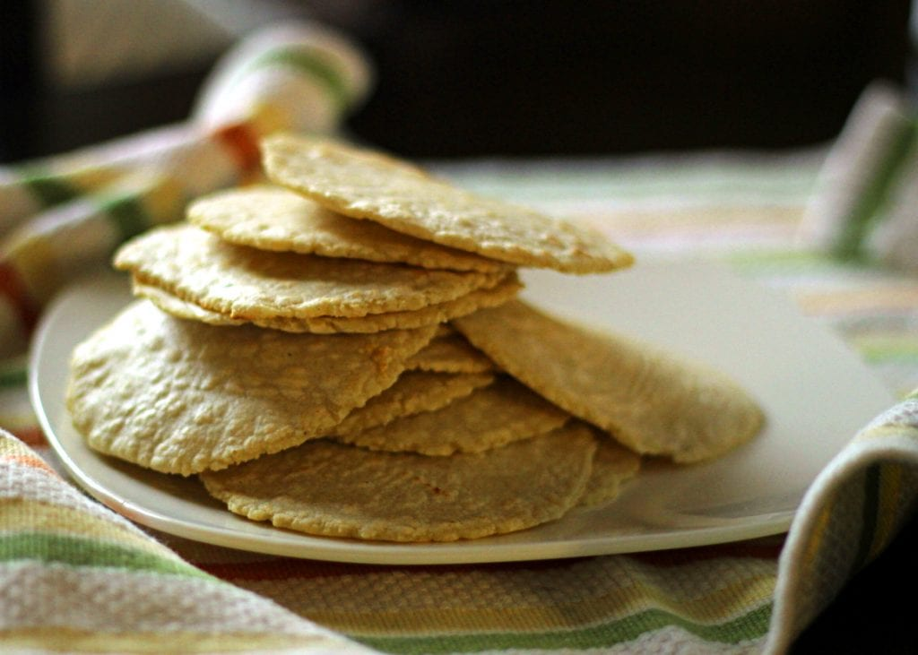 Homemade Corn Tortillas 36