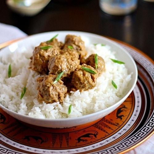 Healthy 30 Minute Thai Dinner Recipes