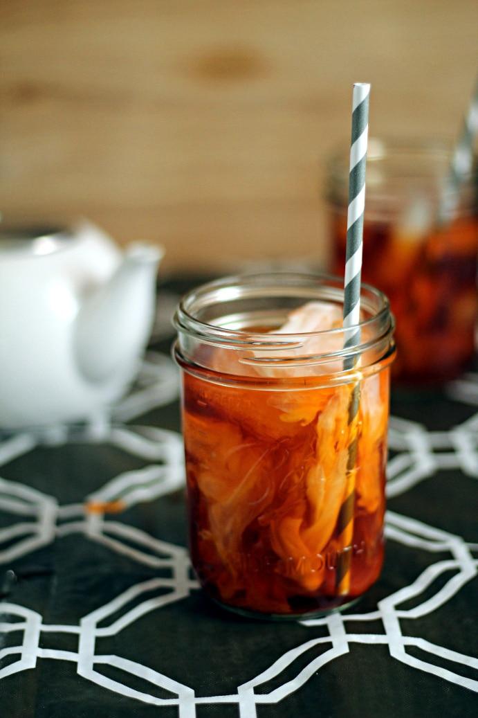 Thai Iced Tea - The Wanderlust Kitchen