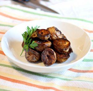Crispy Steakhouse Potatoes