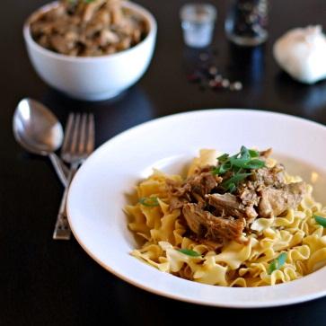 Filipino Pork & Noodles