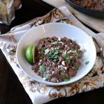 Easy Mexican Refried Beans