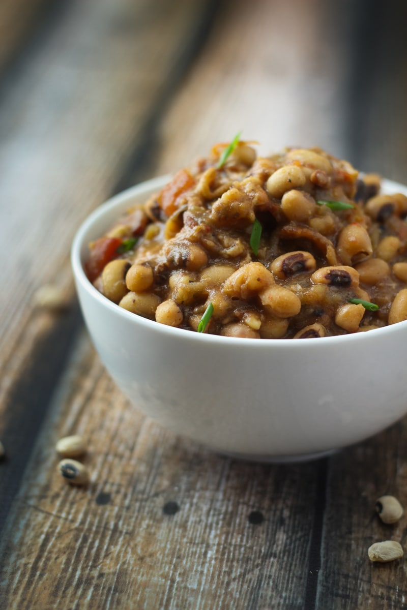 How to Cook Black Eyed Peas forecasting