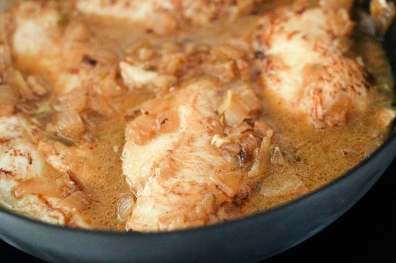 Yassa Senegal Recipe, also called Senegalese Chicken Recipe