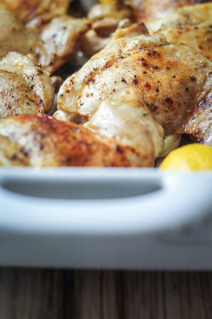 Searching for Israeli recipes chicken? Try this delicious one! This easy to make Israeli Chicken Recipe makes a fragrant and succulent dinner with flavors from onion, garlic, rosemary and paprika.