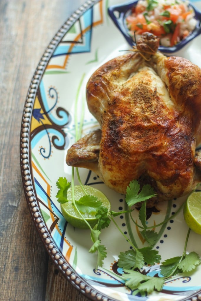 Peruvian Chicken & $500 Tiffany & Co. Gift Card Giveaway!