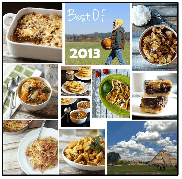 The Wanderlust Kitchen - Best of 2013