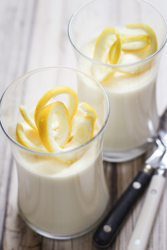 This Panna Cotta Lemon recipe brings fragrant rosemary and vibrant lemon flavors together for an over the top taste!