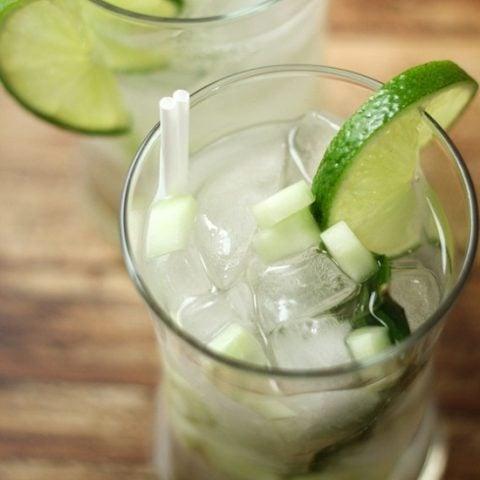 Thai Lime Leaf Cooler