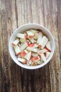 Easy Homemade Apple Muesli