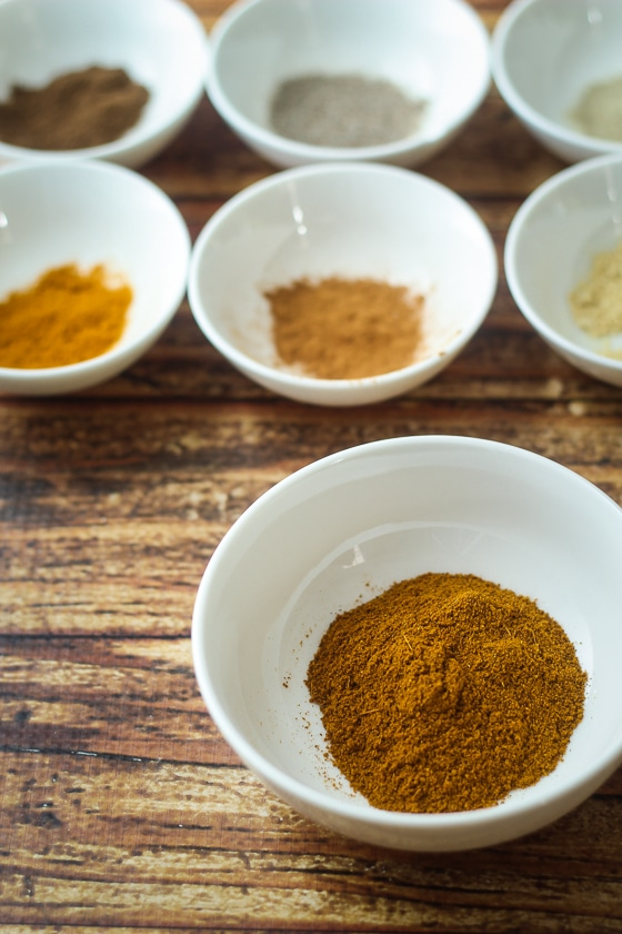 Moroccan Seasoning Recipe