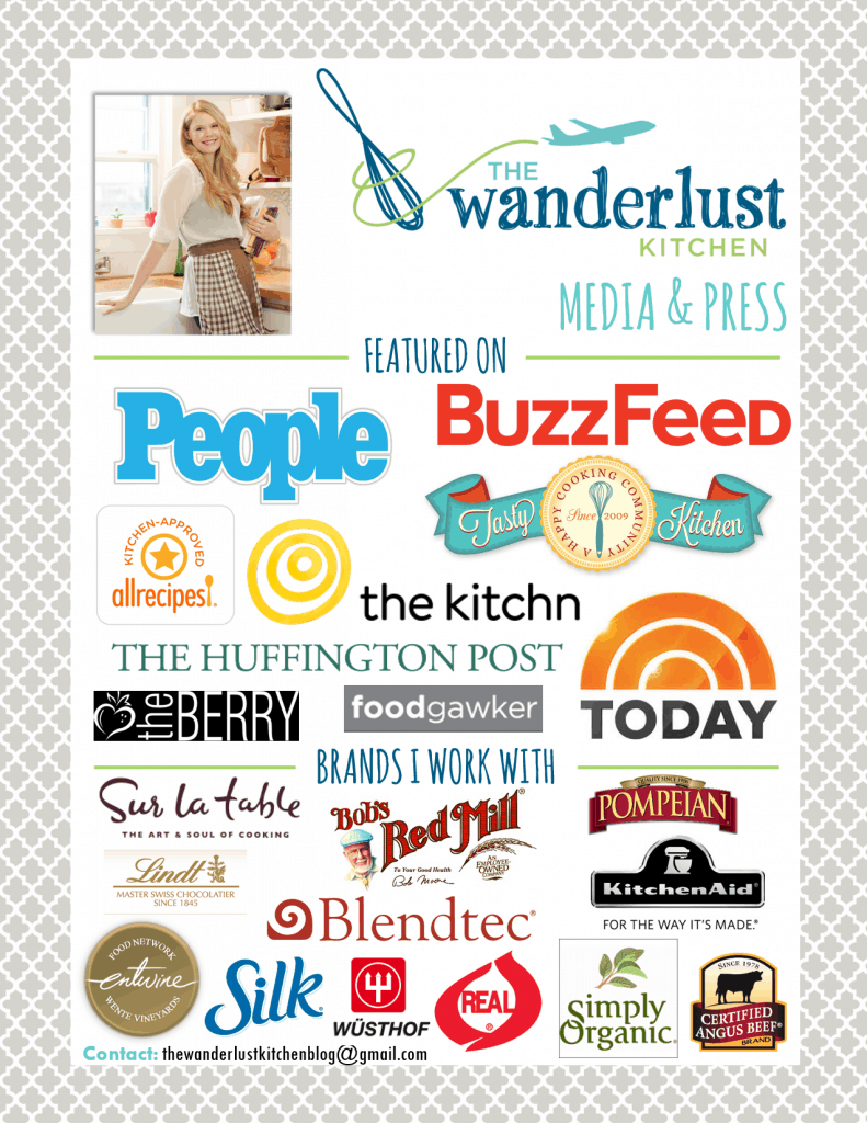 The Wanderlust Kitchen Media Press