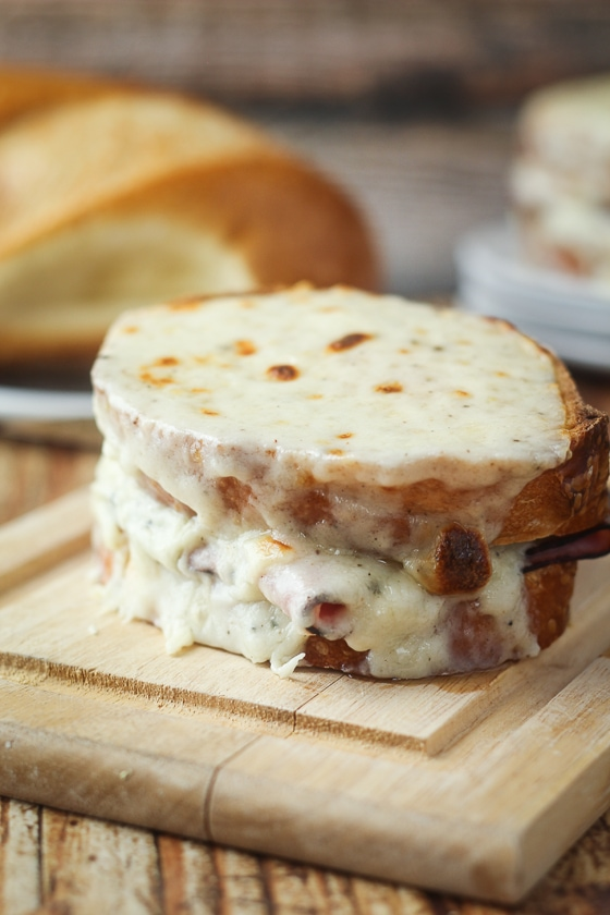 Croque Monsieur Ham And Cheese Sandwich Recipes — Dishmaps