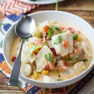 Brazilian Fish Soup - Moqueca!