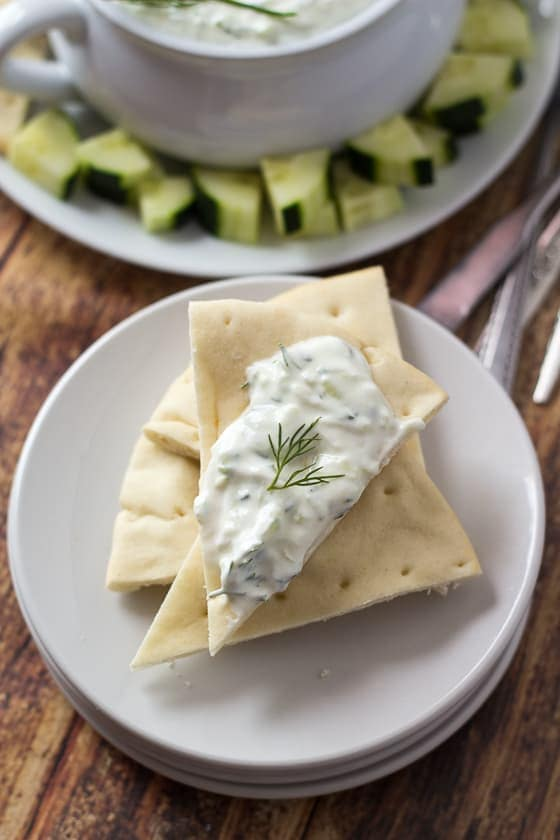 Authentic Greek Tzatziki