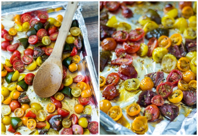 This Rustic Tomato and Olive Tapenade is perfect for entertaining and snacking!