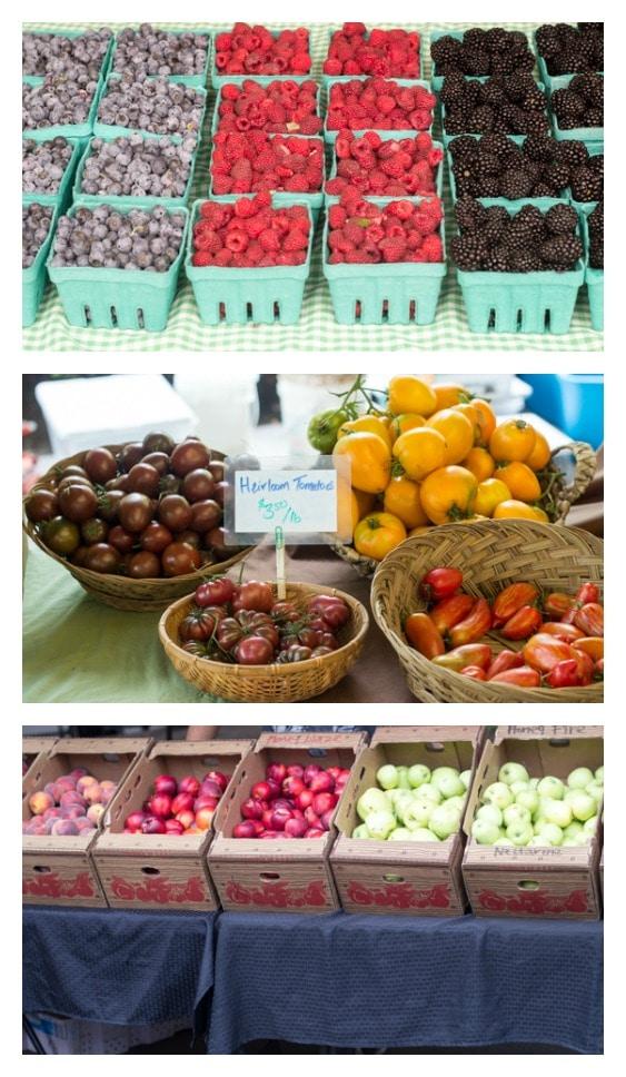 Farmer's Market #loveofleaves