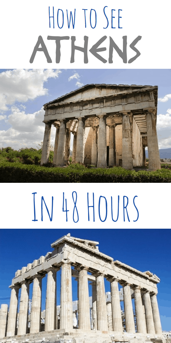 how to see athens in 48 hours page 3 of 3 the