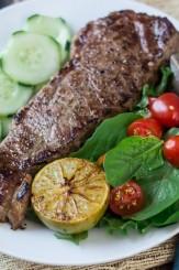 Vietnamese Pan-Seared Strip Steak