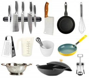 9 things i wish i had put on our wedding registry the - Liste des ustensiles de cuisine ...