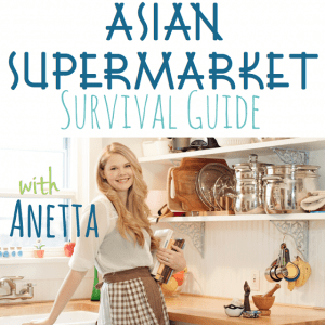 Asian Supermarket Survival Guide (Video!)