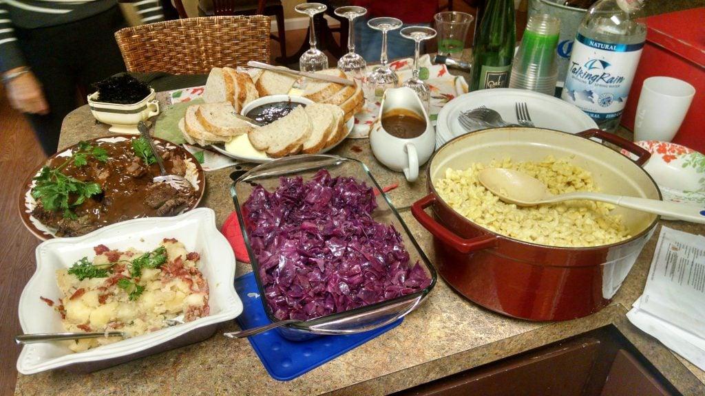 Homemade Spaetzle Recipe