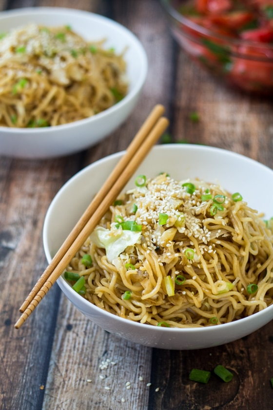 15-Minute Asian Noodles Recipes — Dishmaps