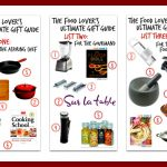 The Food Lover's Ultimate Gift Guide