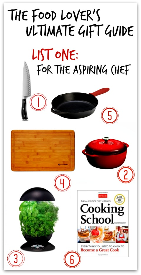 The Food Lover S Ultimate Gift Guide The Wanderlust Kitchen
