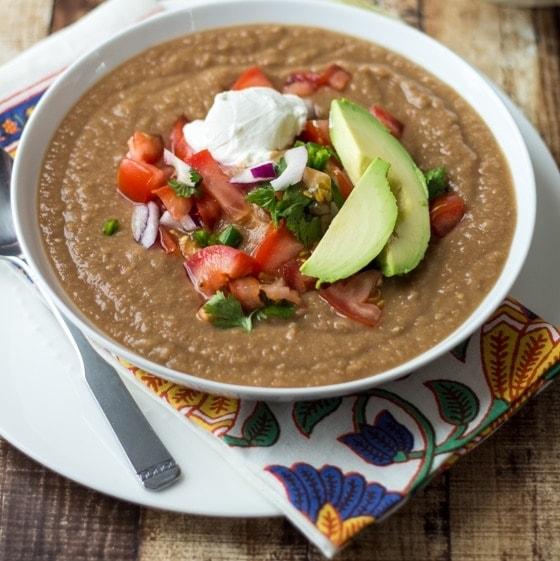 recipe: pinto bean soup recipes [1]