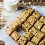 Brown Butter Butterscotch Blondies