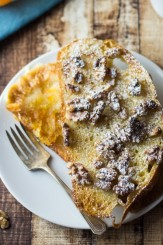 Marmalade classes up this overnight French toast casserole. Throw this together before bed, then just pop it in the oven for 45 minutes in the morning.