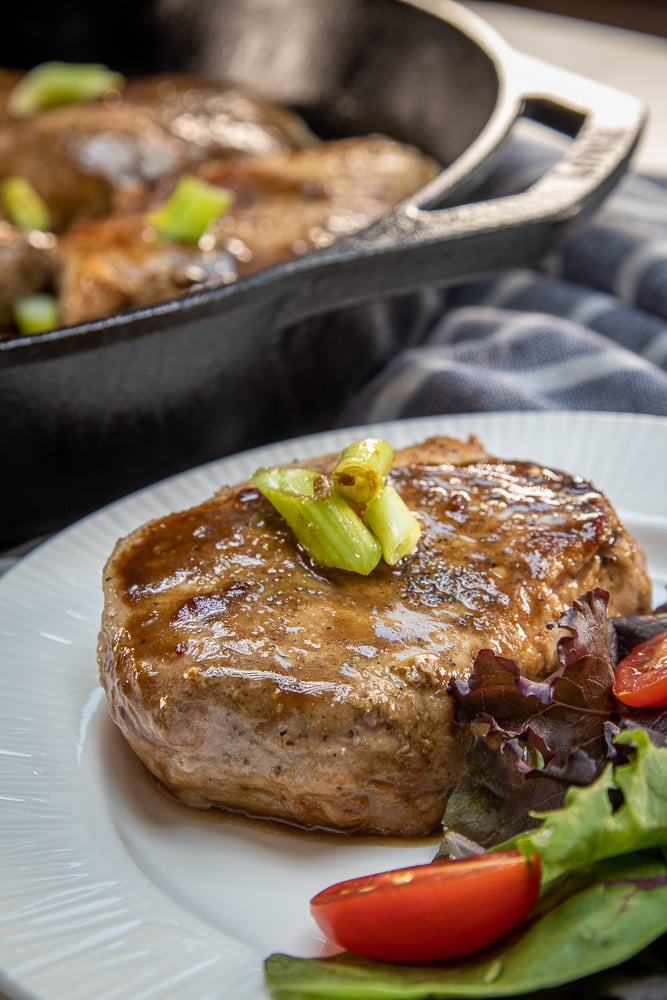 Thirty minutes is all you need to make this delicious, easy pork medallions recipe. Try serving with crusty bread - you'll want to mop up every last drop of this maple-balsamic sauce!