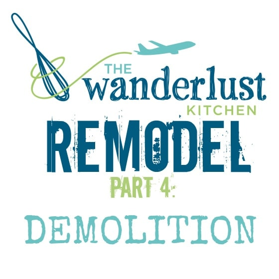 7 lessons i learned during our home remodel demolition the 7 lessons i learned during our home remodel demolition the wanderlust kitchen solutioingenieria Images
