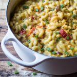 Cajun Bacon Stovetop Mac & Cheese