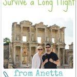 13 Secrets to Survive a Long Flight