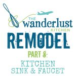 Kitchen Remodel: Sink & Faucet Before and After