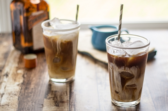 Boozy Biscotti Iced Coffee Recipes — Dishmaps