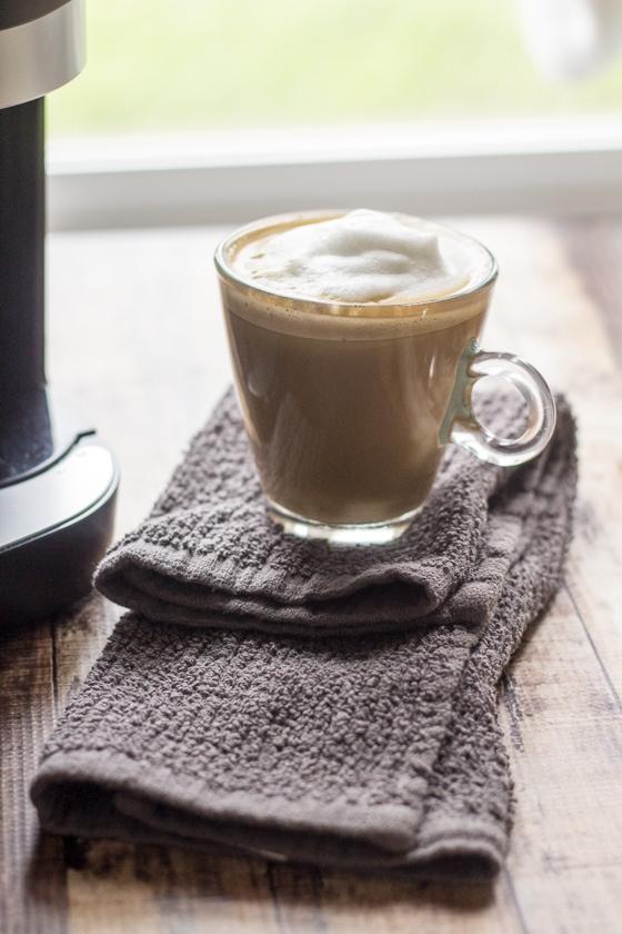 Cinnamon Brown Sugar Latte