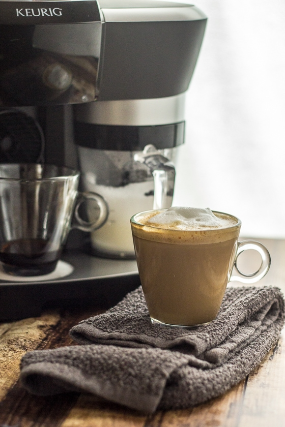 Brown Sugar in Coffee Recipe! This warm, delicious Cinnamon Brown Sugar Latte is so easy to make. Add this cinnamon brown sugar to your latte for homemade coffee heaven!