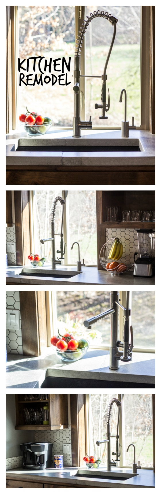 Kitchen Remodel - New Sink and Faucet!