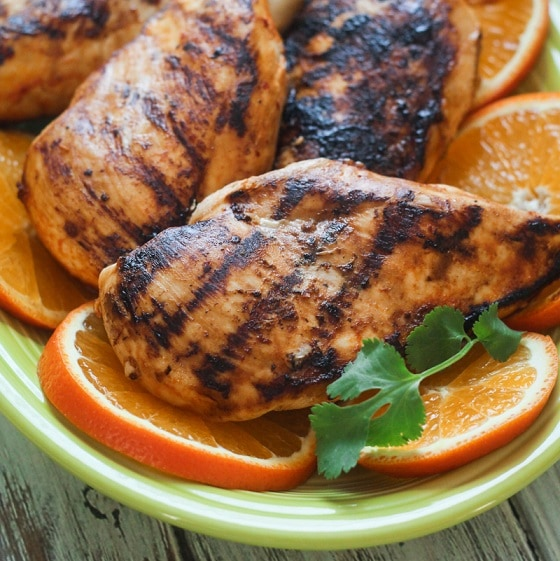 Grilled Citrus-Marinated Mexican Chicken | 12 Super Easy Cinco de Mayo Recipes