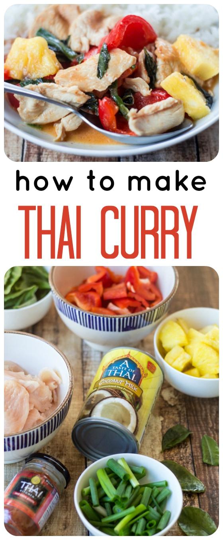 how to make thai chicken curry the wanderlust kitchen