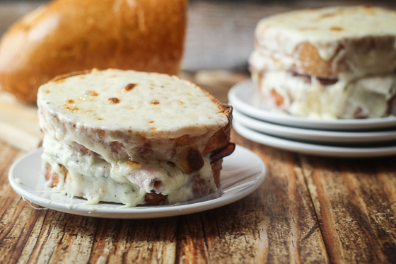 Croque Monsieur - 10 Classic French Recipes for Date Night