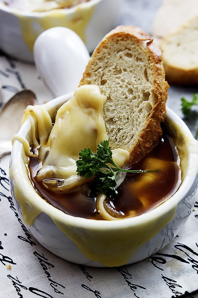 French Onion Soup - 10 Classic French Recipes for Date Night