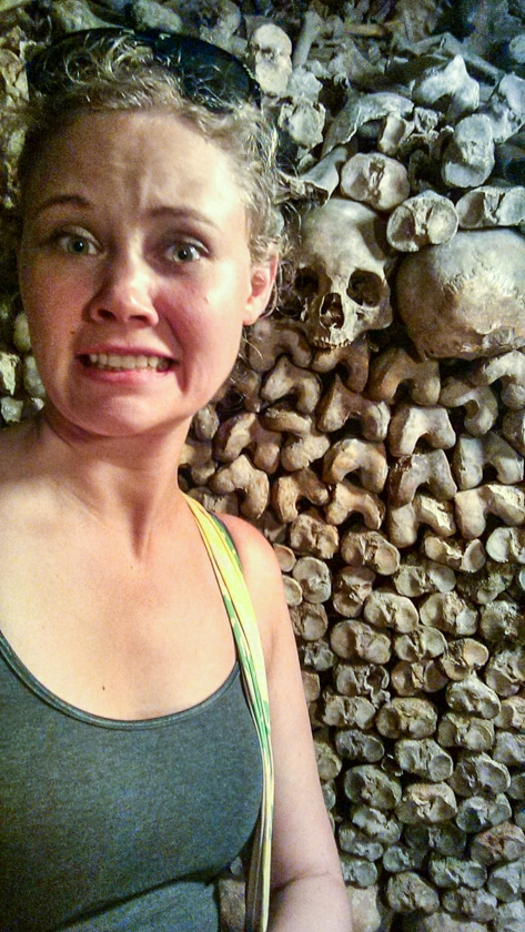 The Catacombs of Paris: How to enjoy The Perfect 3 Days in Paris - see the sights, eat the food, and drink the wine!