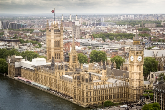 What to see in London in 4 days? Parliament and Big Ben